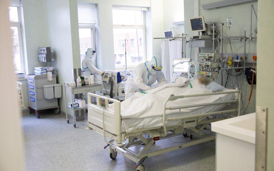 Koronaviruso gydymas Kauno klinikose