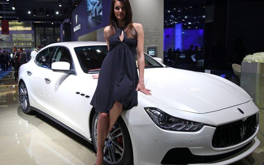 """Maserati Ghibli"""