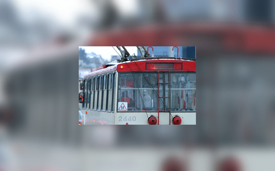 Troleibusas, visuomeninis transportas