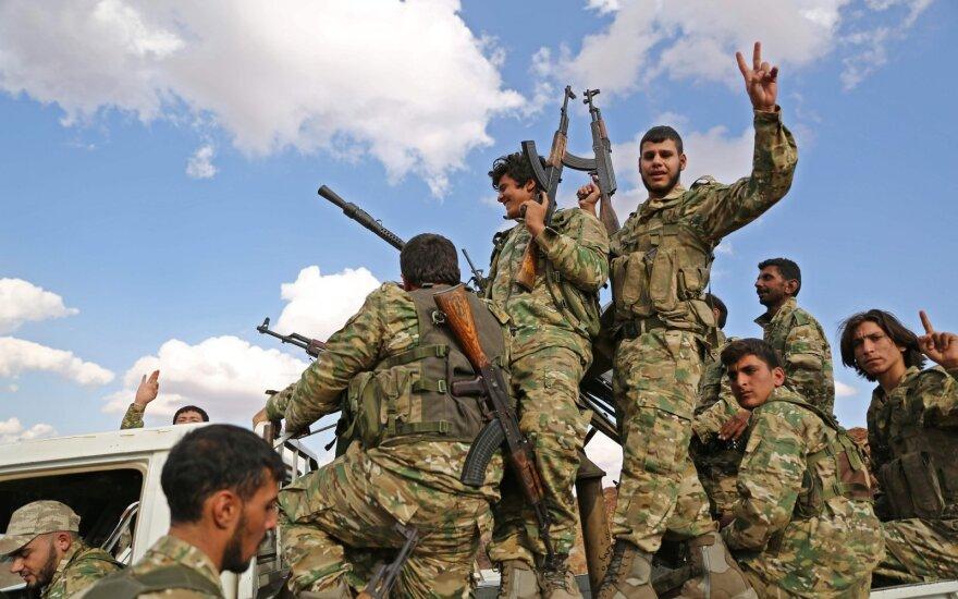 Turkija: pasiruošimas operacijai baigtas