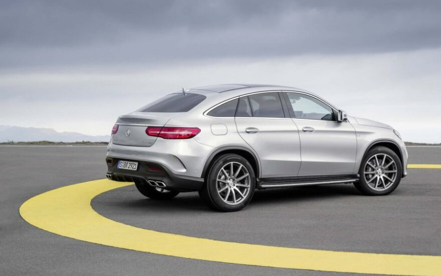 """""""Mercedes-Benz GLE Coupe"""""""