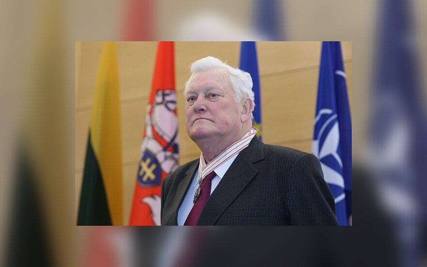Lietuva neteko prezidento A.Brazausko