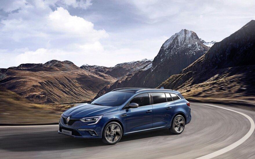 """""""Renault Megane"""" universalas"""