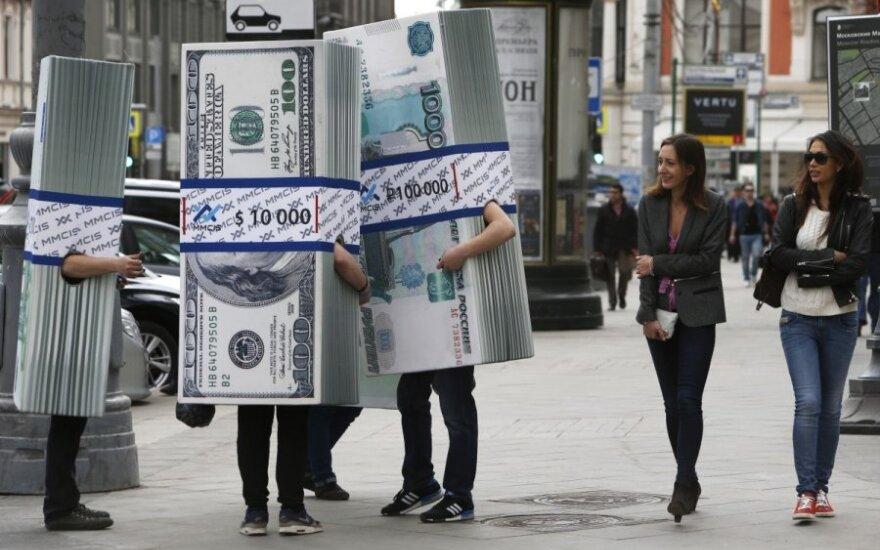 JAV makroekonominės naujienos išjudino investuotojus
