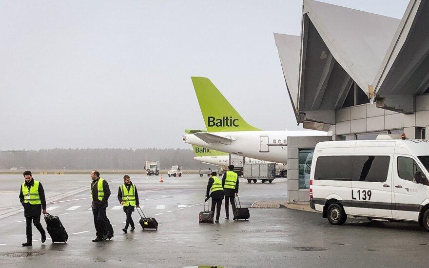 """""""airBaltic"""" išleido 200 mln. eurų obligacijų emisiją"""
