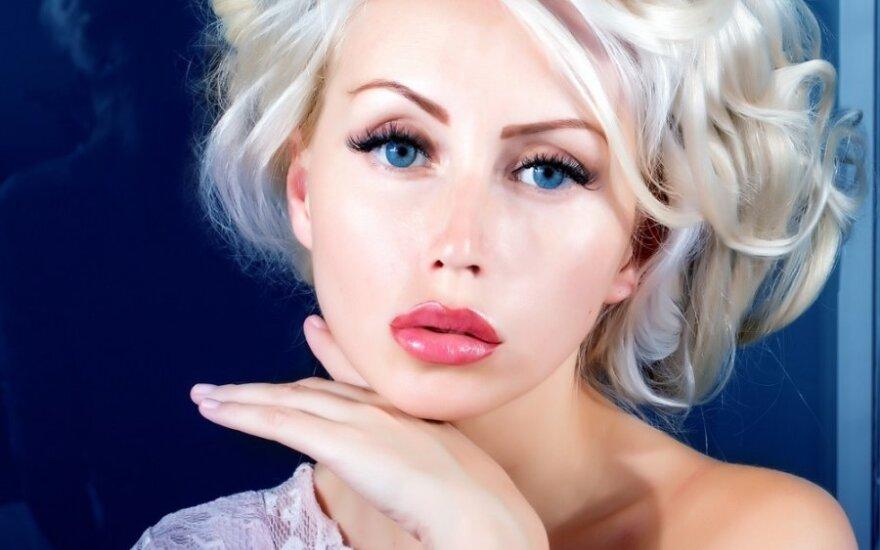 Plastikos chirurgas: lietuvės putlesnių lūpų nori ne mažiau nei didesnės krūtinės