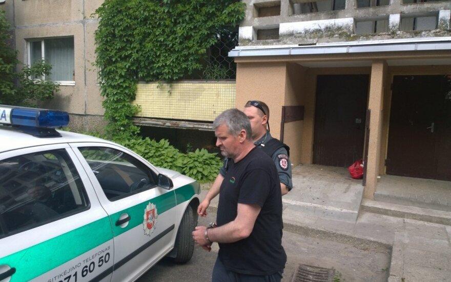 Vilniuje, savo namuose, žiauriai nužudyta moteris