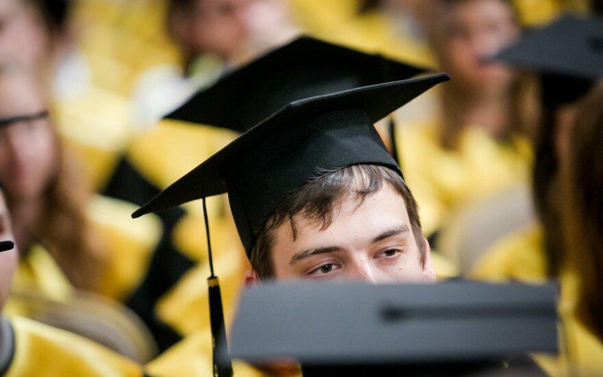 Kovos dėl studentų prasideda: kas nukraujavo labiausiai