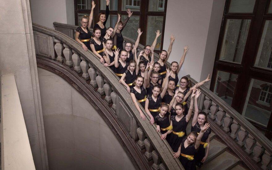 Mergaičių choras DIXI laimėjo auksą Tarptautiniame chorų festivalyje Gdanske