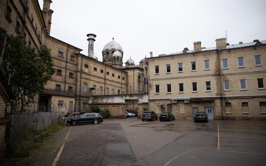 Lukiškių kalėjimas tapo filmavimo aikštele