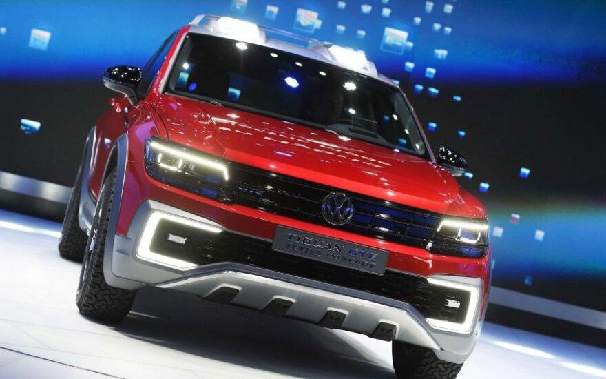 """""""Volkswagen Tiguan GTE Active Control"""""""