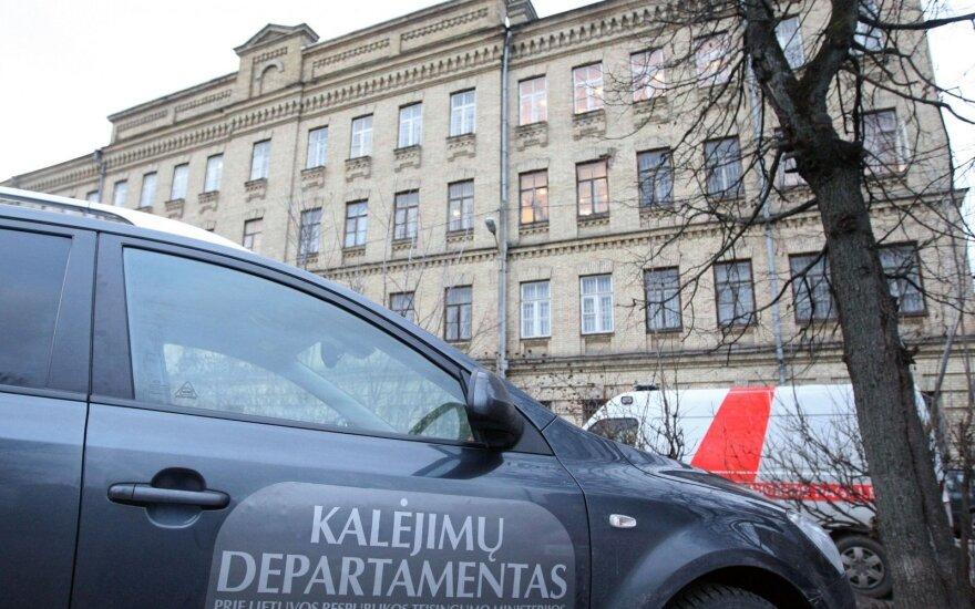 Juodoji Lietuvos kalėjimų pusė: dėl netvarkos – 33 milijardų eurų ieškinys