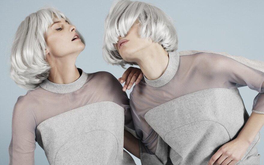 Dizainerio R. Kalinkino žiemos kolekcijoje - šiaurietiškos vėsos ir jausmingumo derinys