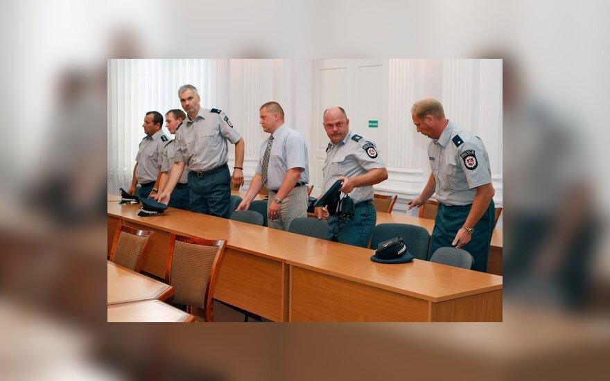 Kalvarijos policininkai žada naujų įrodymų, bet - tik pradėjus tyrimą
