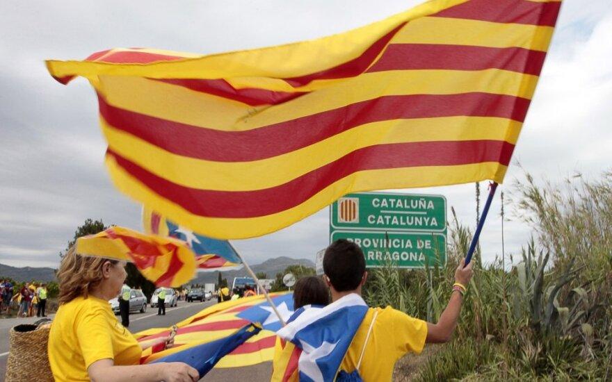 Ispanijos Aukščiausiasis Teismas nurodė pradėti buvusių Katalonijos lyderių teismo procesą