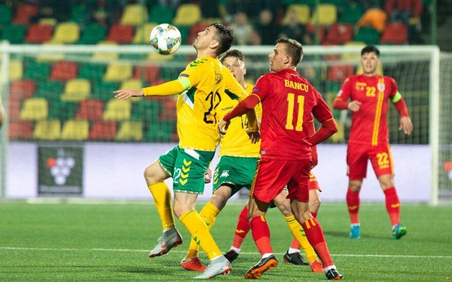 Tautų lygos rungtynes Rumunijoje lietuviai žais už uždarų durų