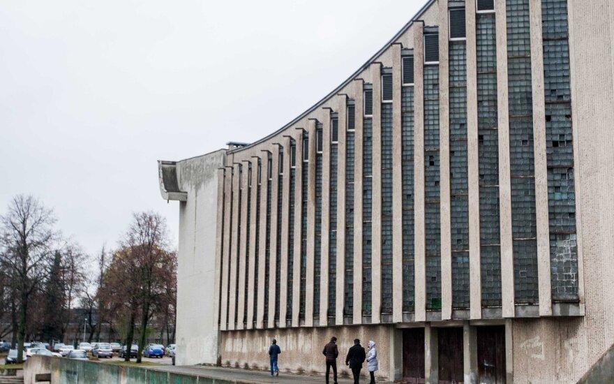 Vilniaus žydų bendruomenės vadovas nemoralia vadina turizmo akciją prie Sporto rūmų