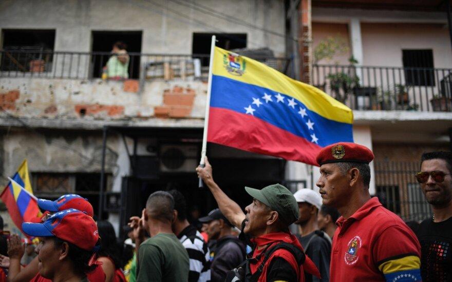 JAV dėl Venesuelos krizės pasitelkia regiono gynybos sutartį