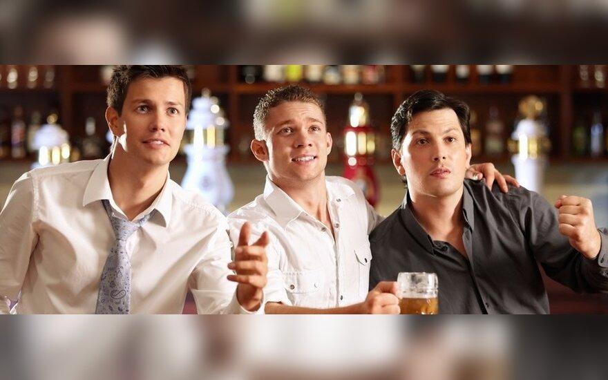 gerti alų praranda riebalus