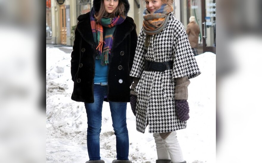 Stilingiausi Vilniaus gatvėse