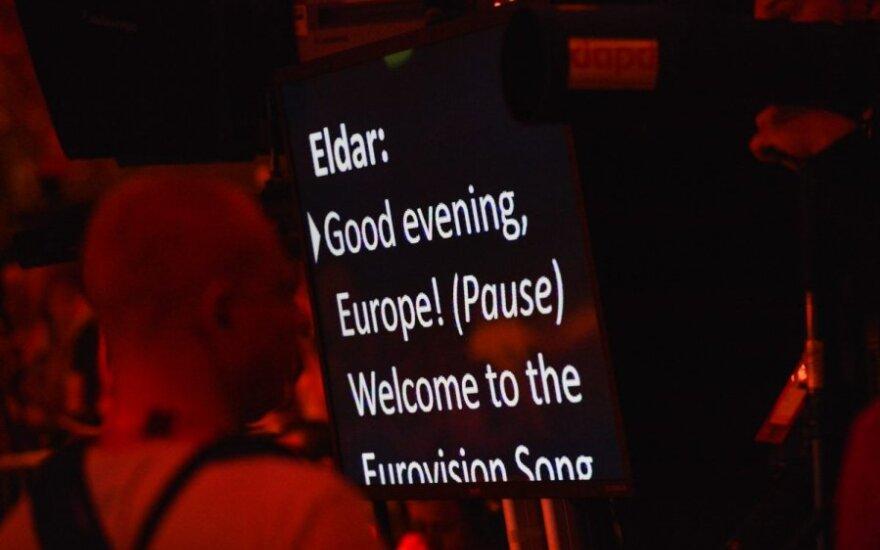 Eurovizijos pirmojo pusfinalio repeticija