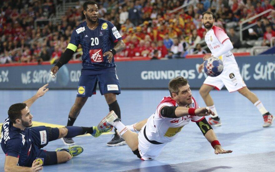 Europos rankinio čempionatas, Prancūzija - Ispanija, Julenas Aguinagalde'as