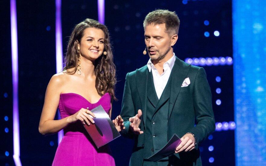 """""""Eurovizijos"""" žiūrovas prašo paaiškinti – abejonę pusfinalyje sukėlė viena detalė"""