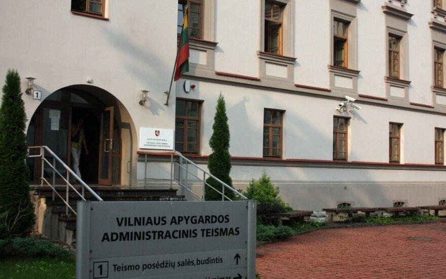 Vilnius Regional Administrative Court