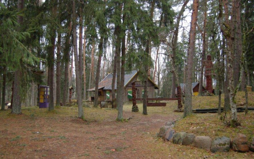 Kokią įtaką žmogaus veikla daro biologinei įvairovei Lietuvoje?