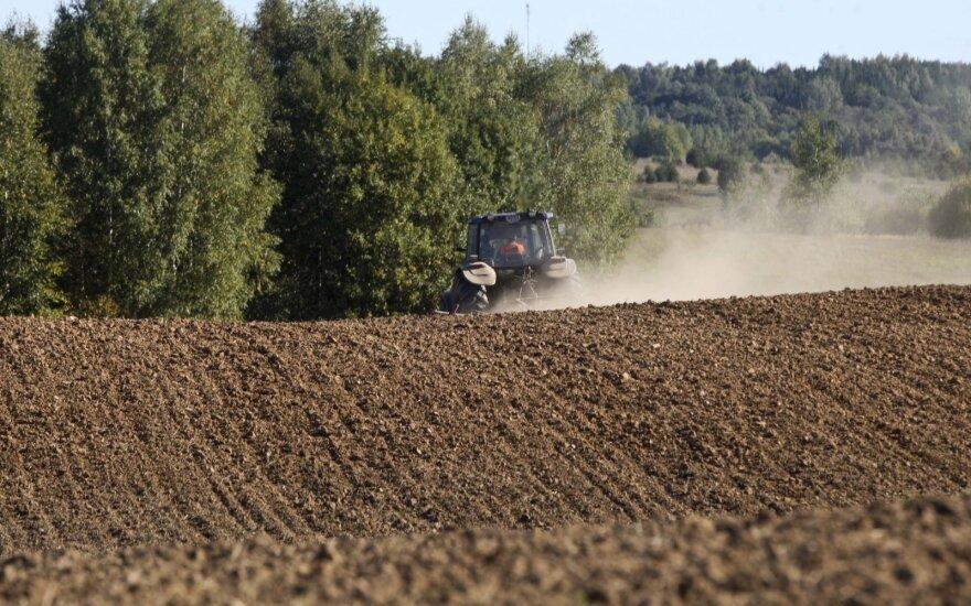 Lietuvos bankas. Kas lėmė žemės ūkio paskirties žemės kainų šuolį ir ko tikėtis ateityje?