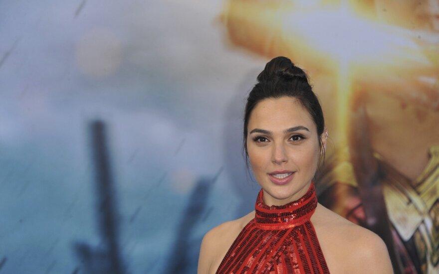 """Libano ministerija ragina uždrausti filmą """"Nuostabioji moteris"""""""