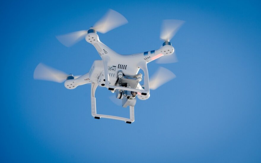 Take off: Lithuanian police use drones to bust illegal pot stills