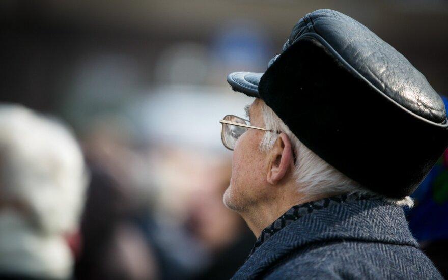 Šalies gyventojai II pakopos pensijų fonduose jau sukaupė 2,8 mlrd. eurų