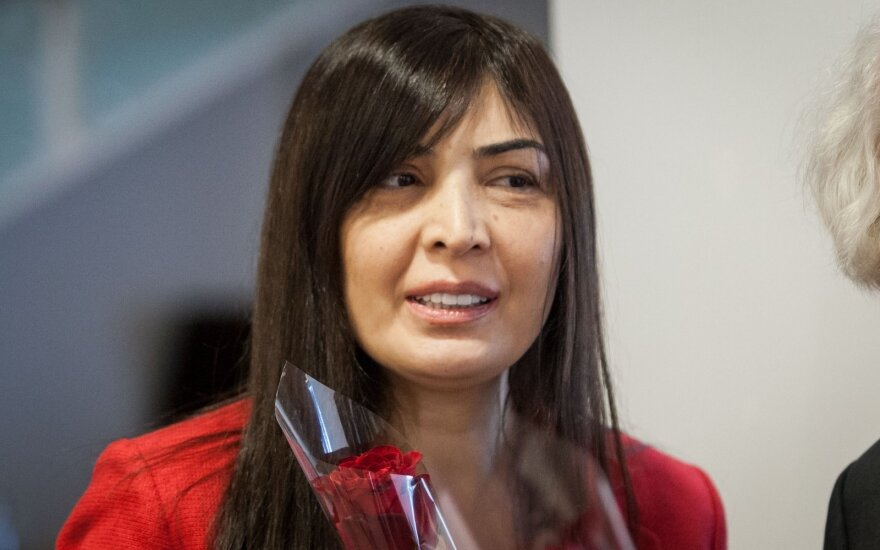 Gruzijos ambasadorė Lietuvoje Khatuna Salukvadze