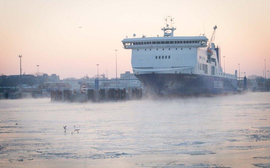 """Pernai mažėjo """"Limarko"""" laivininkystės nuostoliai ir pajamos"""