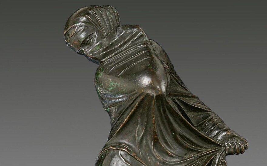 Bronzinė statulėlė. III–II a. pr Kr.