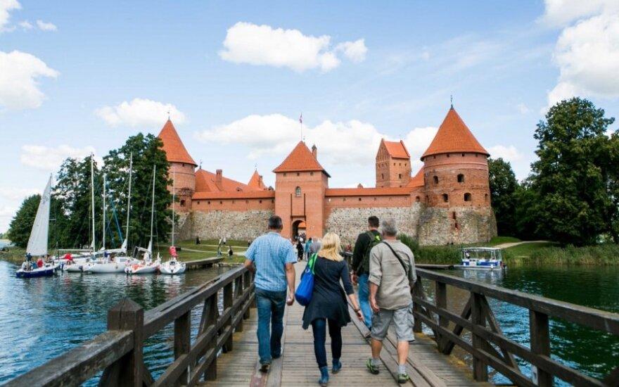 Lietuva užsieniečių akimis: nuostabūs Trakai ir gražios merginos
