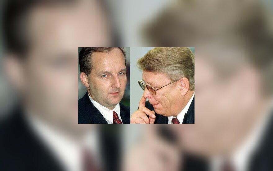 G.Jakavonis ir T.Paarma