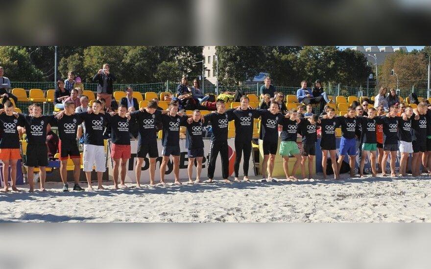 Imtynės sugrąžintos į olimpinių rungčių programą