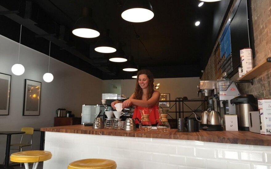 """""""Coffee Inn"""" žengia į JAV"""
