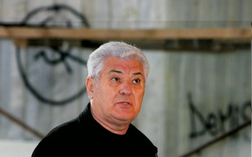 Buvęs Moldovos prezidentas, komunistas Vladimiras Voroninas
