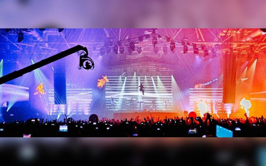 Armin Van Buuren šou