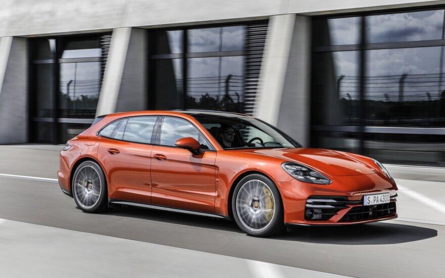 """""""Porsche"""" atnaujino lietuvių pamiltą modelį"""