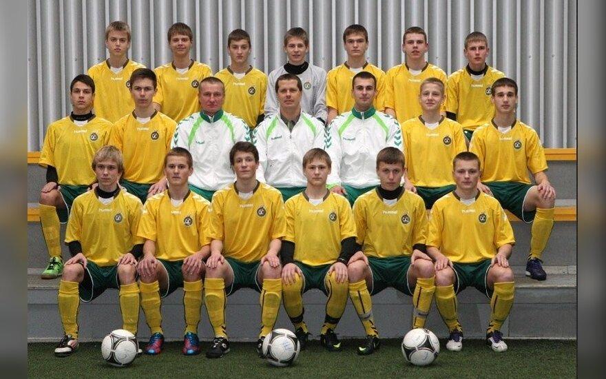 Lietuvos futbolo U17 rinktinė