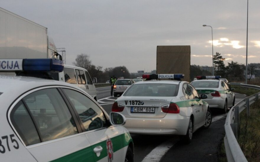 """Policija sudaro """"trikojų"""" radarų žemėlapį: kurios gatvės pavojingiausios?"""