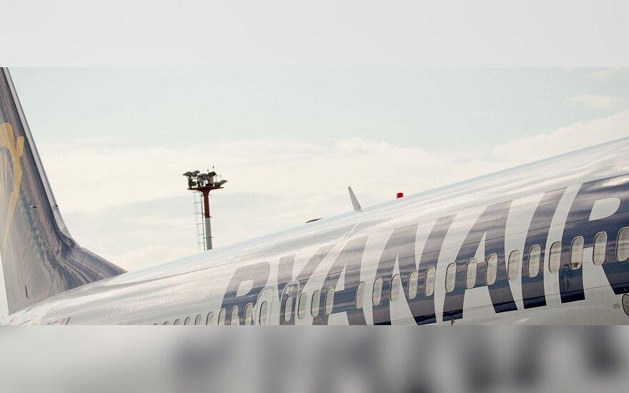 """Žiniasklaida: """"Ryanair"""" ketina atsisakyti skrydžių į Kiprą"""