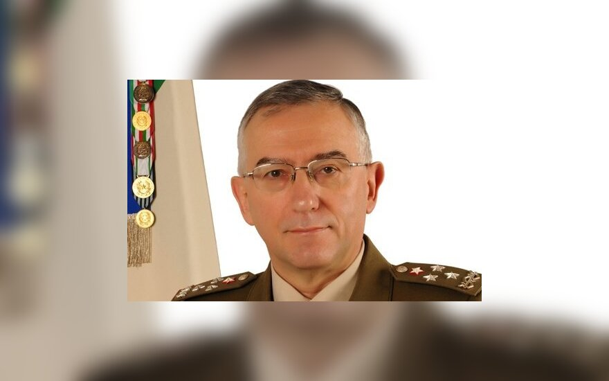 Chief of Defence of Italy General Claudio Graziano
