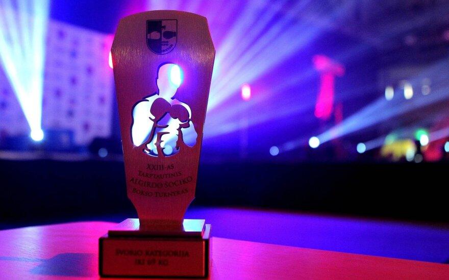 Pandemija iš klumpių neišvertė: tarptautinis Šociko bokso turnyras vyks ir šiemet