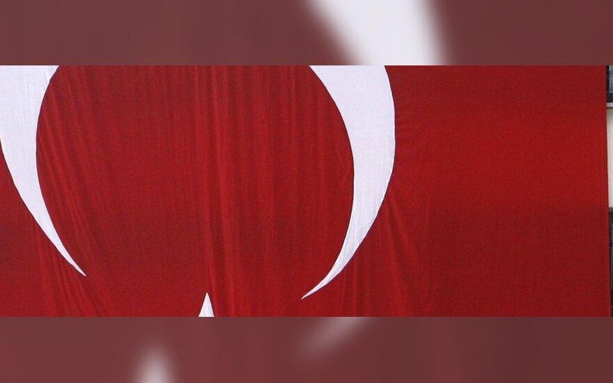 Turkijos ministras: Ankara yra pasirengusi kompromisui dėl Kipro