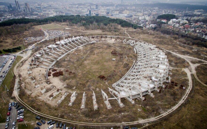 """Teismas atmetė """"Icor"""" reikalavimus stabdyti nacionalinio stadiono konkursą"""